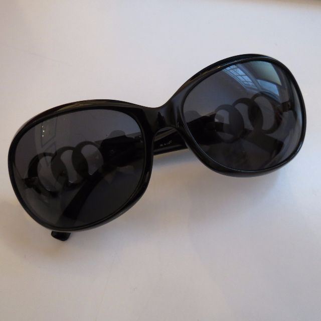 large vintage sunglasses