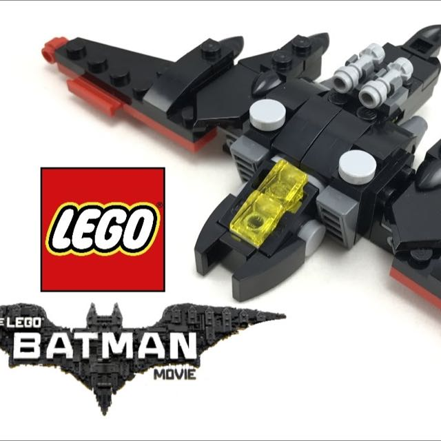 Lego Batwing (The Lego Batman Movie)