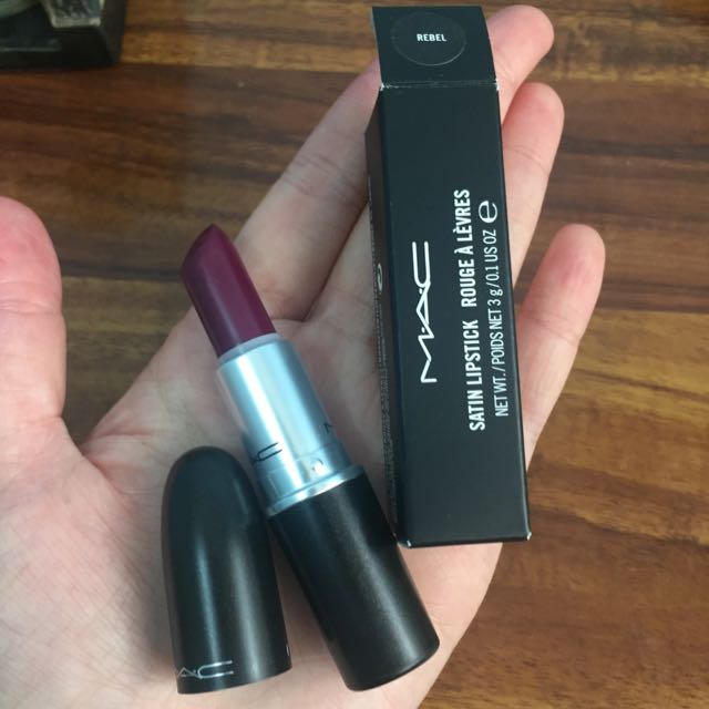 Mac Lipstick [Authentic]