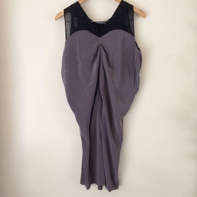 100% Silk Marcs Dress