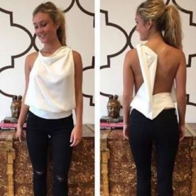 Maurie And Eve Top