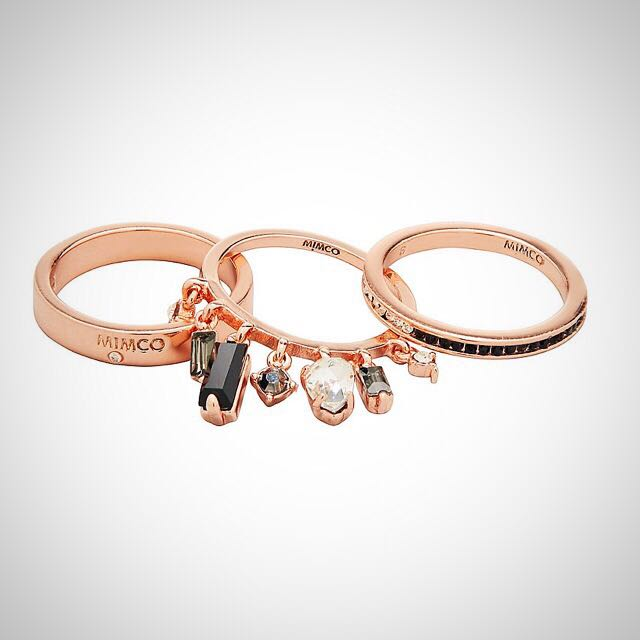 Mimco Ring Stack