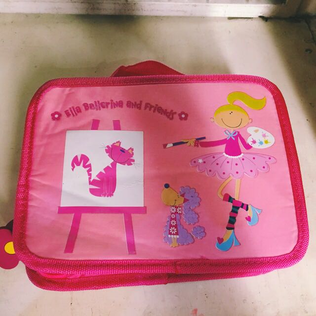 MINI BAG - STATIONARY CASE PINK