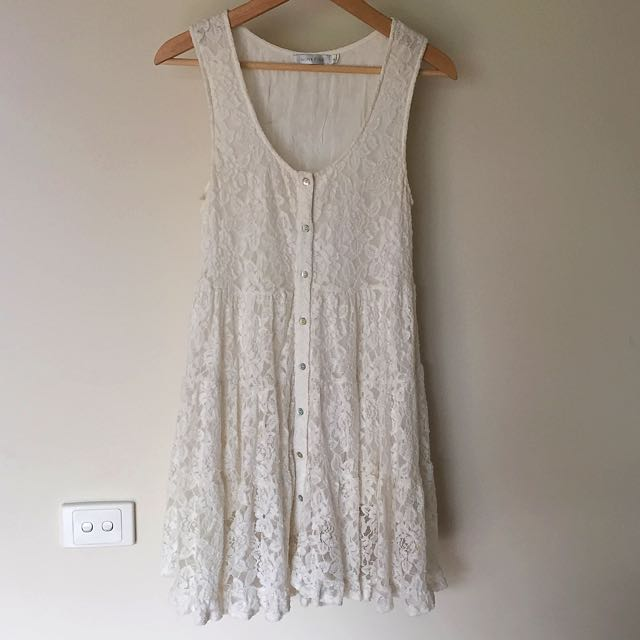 Minkpink Lace Dress S