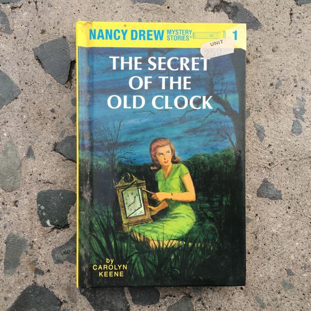 Nancy Drew: The Secret of the Old Clock by Carolyn Keene