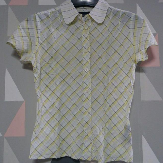 Nautica shirt size M