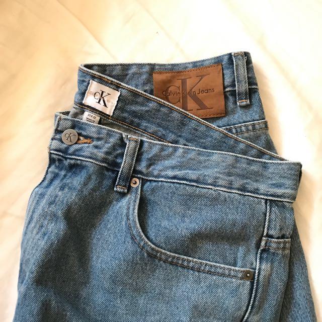 Never Worn Calvin Klein Jeans