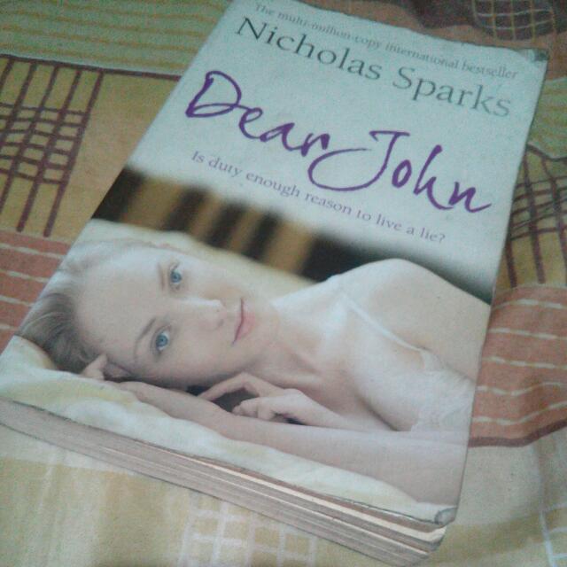 Nicholas Sparks (Dear John)