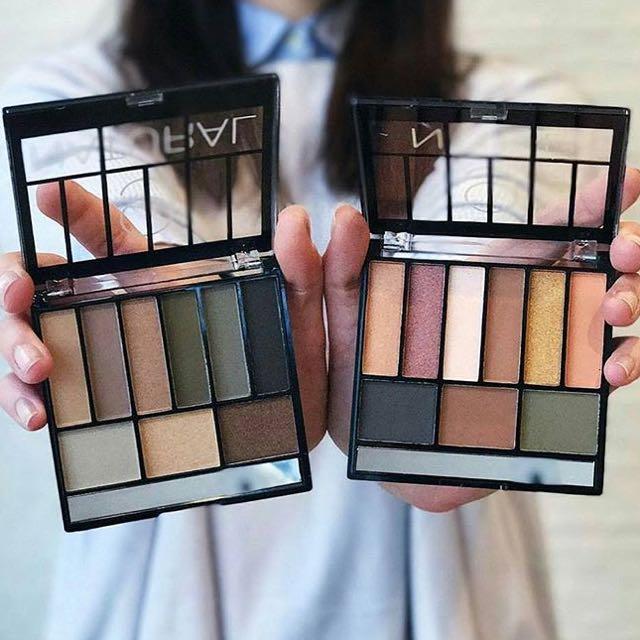 Nicka K Eyeshadow Palette