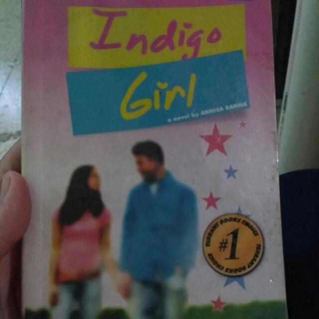 Novel Indigo Girl