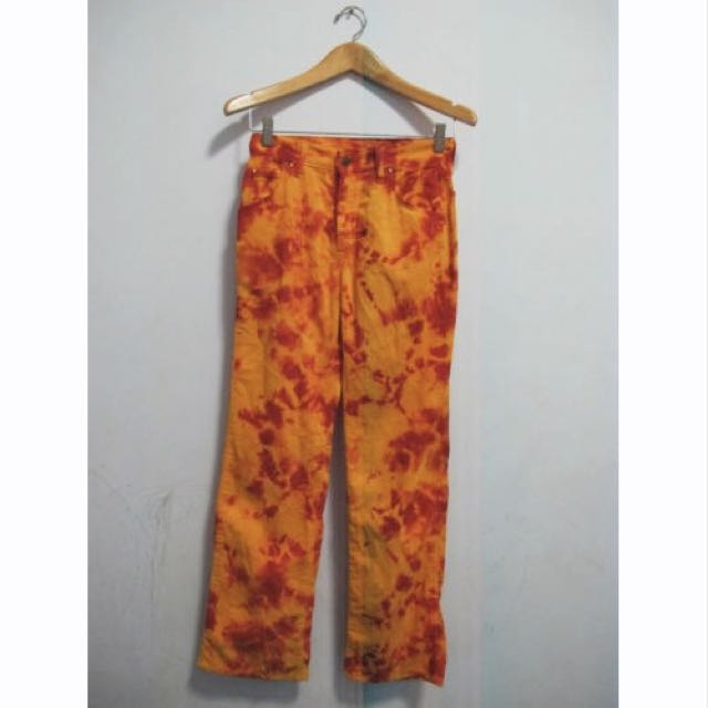 Original LEE TIE DYE Pants