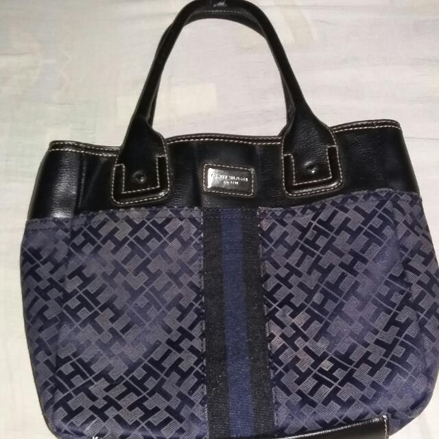 Original Tommy Hilfiger Leather Bag
