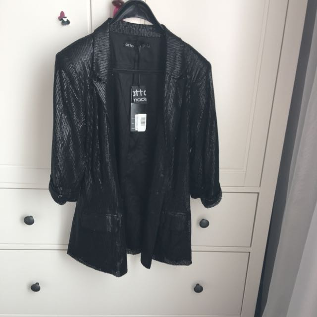 Otto Mode Sequin Jacket