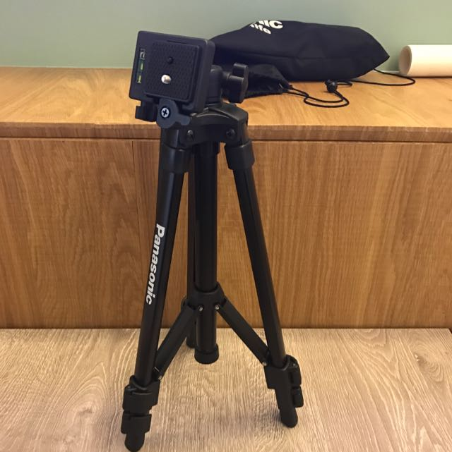 Panasonic 專業相機腳架(三節式)