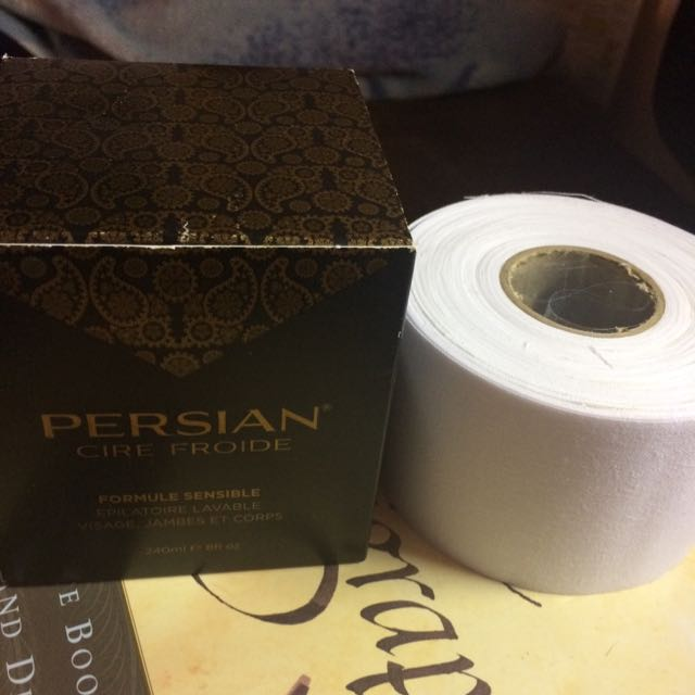 Persian Wax And Cloth