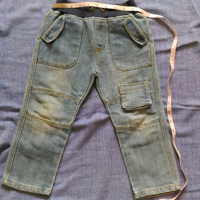 Pre-loved / Used Garterized Kids Pants