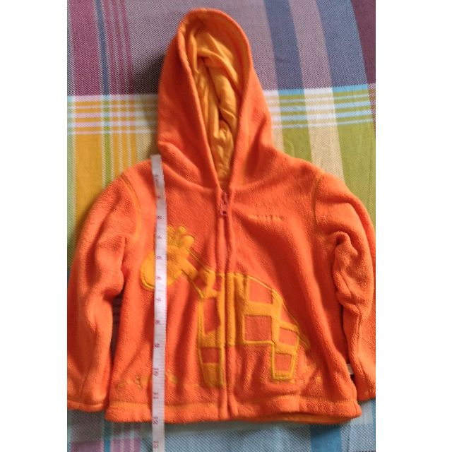 Pre-loved / Used Girl OSH KOSH Orange Jacket