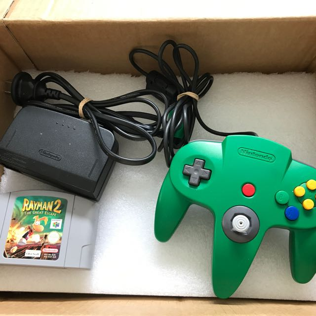 Rare Nintendo 64