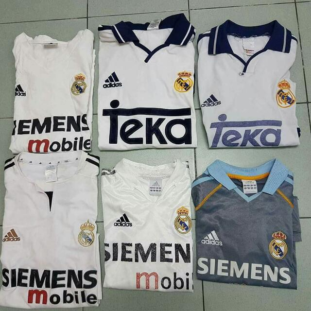 detailed pictures 6b079 8f503 REAL MADRID JERSEY