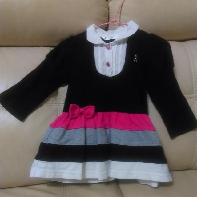 Roberta12M 女寶洋裝