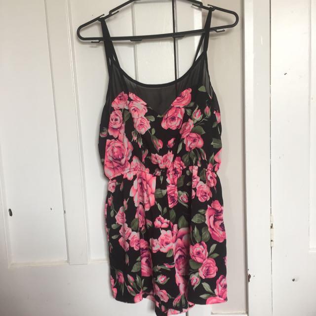 Rose Jumpsuit