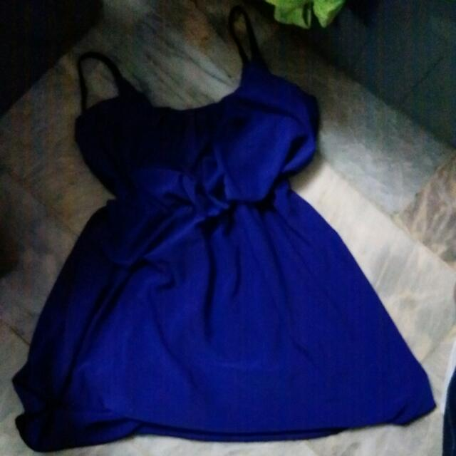 Royal Blue Sleeveless