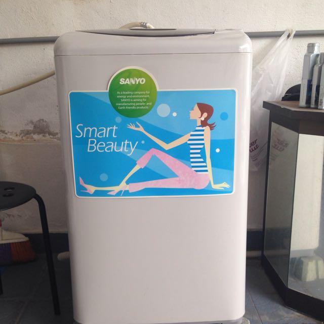 SANYO Washing Machine 6kg