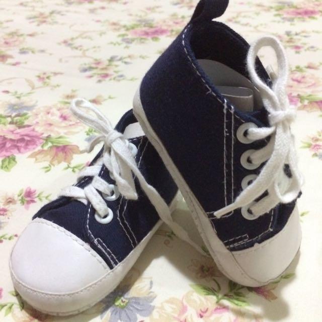 sepatu bayi 0 - 6 bulan
