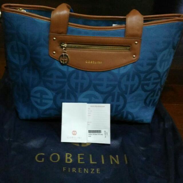 Shoulder Bag - Gobelini Firenze