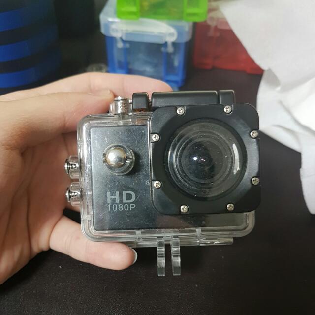 SJ4000 (Non Wifi) Action Camera HD1080P