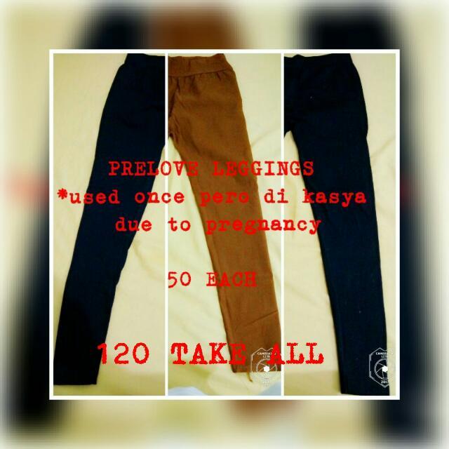 leggings (used)