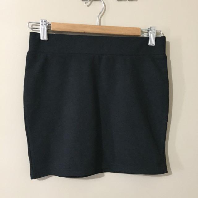 Text Skirt