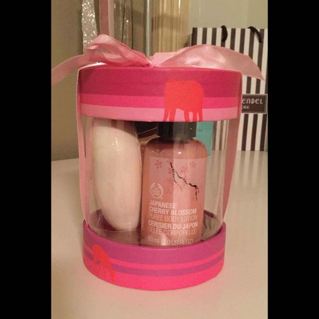 The Body Shop 'Japanese Cherry Blossom' Gift Set