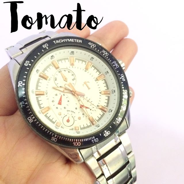 Tomato Men's Watch