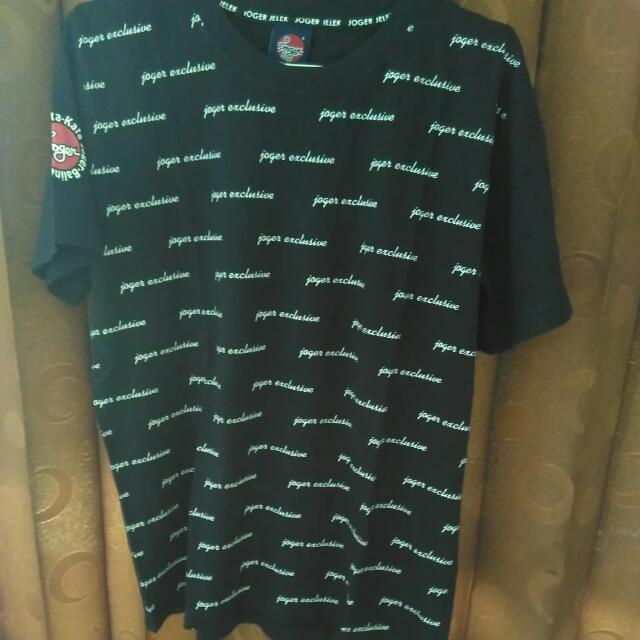 t-shirt joger