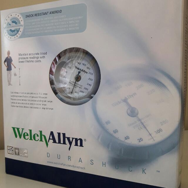 Welch Allyn Blood Pressure Sphygmomanometer