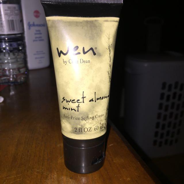 Wen Anti Frizz Styling Creme (60 ml)