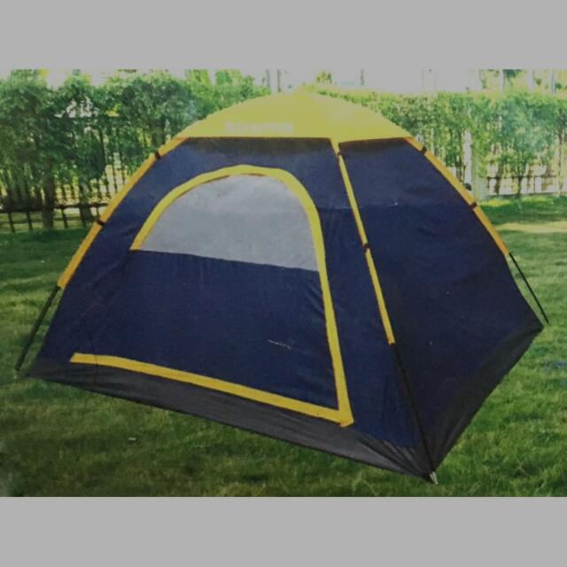 photo photo ... & Xtreme - Mono Camping 4-person Tent Everything Else Others on ...