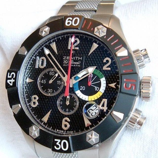 300f78db094 Zenith Defy Classic Aero Chronograph For Sale