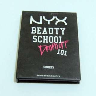 NYX Beauty School Dropout 101 SMOKEY
