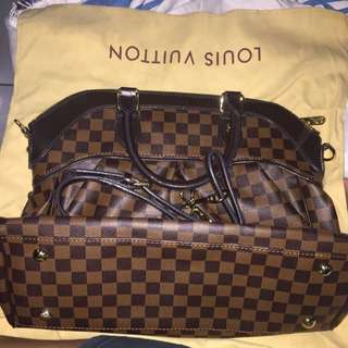 LV Damier With Date Code