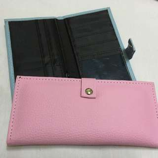Colorful Card Wallet