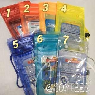 Waterproof Phone Travel Bag