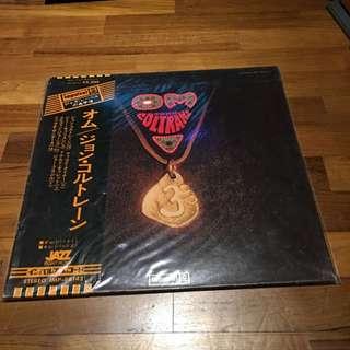 John Coltrane - Om Gatefold LP