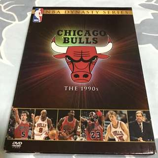 Chicago Bulls The 1990s