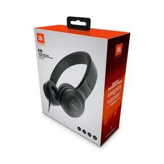 JBL ON-EAR Headphones E35
