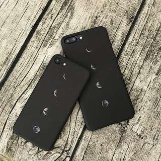 現貨 iPhone 系列 月蝕黑磨砂硬殼  iPhone手機殼