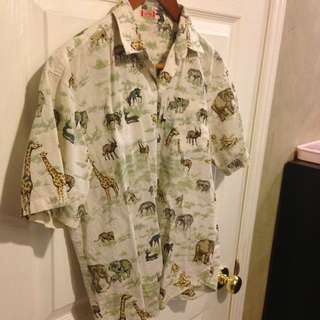 Safari Button Down Shirt