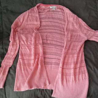 G.H. Bass & Co. Size Large Cardigan