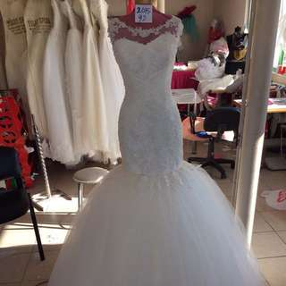 Wedding Dress Lace Bridal Gowns